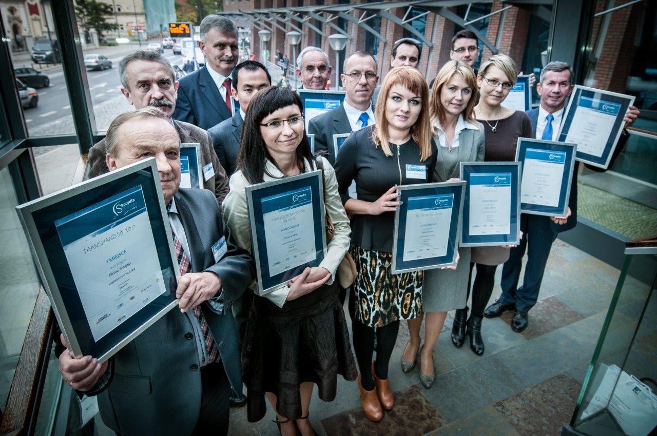 Certyfikaty i nagrody