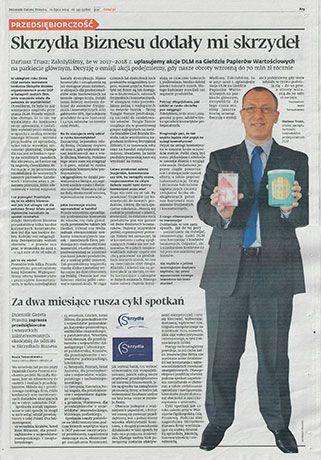 Dziennik Gazeta Prawna 21.07.2014